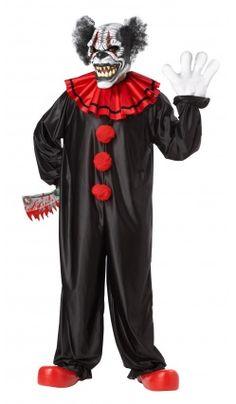 Déguisement de Clown Démoniaque