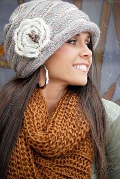 Free Crochet Messy Bun Hat Crochet Easter Hat Patterns Free Marshall P – xxshoop Knitted Hats, Crochet Hats, Crochet Flower, Free Crochet, Modest Outfits, Modest Clothing, Skirt Outfits, Casual Outfits, Stylish Hats