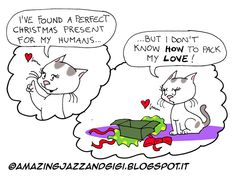 The amazing Jazz: Love at Christmas