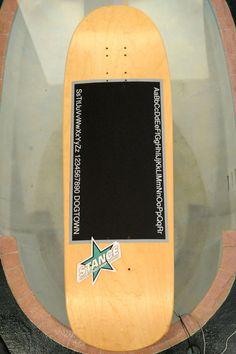 Dogtown NOS Black Board Color, Natural #DogTown