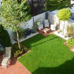 Gartengestaltung Kleiner Garten Sichtschutz | Gartenanlage
