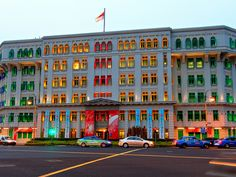 MICA Building Singapore (Ministry of Information,Communications & Arts)