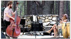 """Casey Abrams & Haley Reinhart """"Steam Roller Blues"""" Idyllwild"""