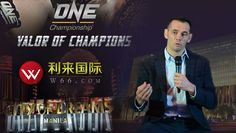 One Championship, universally regarded as the biggest mixed martial arts organization in Asia, has teamed up with City of Dreams Manila and online gaming company W66.com to bring the organization's next major fight card to Manila, Philippines.
