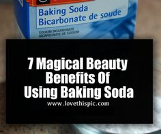 7 Magical Beauty Benefits Of Using Baking Soda Baking Soda Face Scrub, Baking Soda Bath, Baking Soda Shampoo, Charcoal Mask Benefits, Salt Body Scrub, Natural Kitchen, Moisturizer With Spf, Homemade Skin Care, Skin Brightening