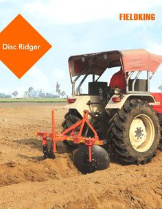 Dabang Harrow For Light Medium Soils It Used In Open Field