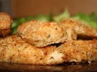 Weight Watchers Parmesan Chicken Breasts
