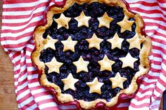 CosmoCookie: Blueberry Pie -