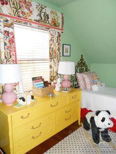 Aesthetic Oiseau: Ana Claire's Nursery #nursery