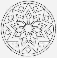 – Coloring pages - Malvorlagen Mandala Stained Glass Patterns, Mosaic Patterns, Pattern Art, Zentangle Patterns, Embroidery Patterns, Quilt Patterns, Mandala Pattern, Zentangles, Coloring Book Art