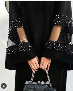 Abaya Fashion, Muslim Fashion, Gypsy Fashion, Fashion Dresses, Tunic Designs, Abaya Designs, Kurta Designs Women, Mode Abaya, Mode Hijab
