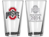 Buy Boelter Brands Satin Etch Pint-Event Collectibles Novelties and other Ohio State Buckeyes products at OhioStateBuckeyes.com