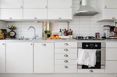 Köket med mycket förvaring & funktion