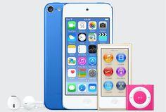 iPod Touch 6G, iPod Nano auriu si alte modele iPod au fost descoperite in iTunes 12.2 | iDevice.ro
