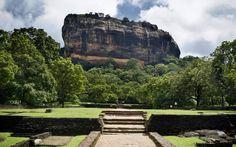 Sigiriya - 1 of 8 World Heritage sites in Sri Lanka