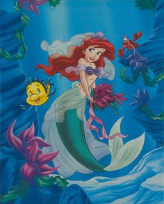 The Little Mermaid Disney Princess Fashion, Disney Princess Movies, Disney Princesses And Princes, Disney Princess Drawings, Princesa Ariel Da Disney, Ariel Disney, Disney Dream, Disney Love, Little Mermaid Clipart