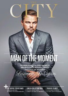 Welcome to the February edition of The City magazine, celebrating the dynamism of the area and bringing you the latest features, articles and reviews in the definitive guide for luxury modern living - Leonardo DiCaprio