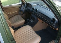 1980 Mercedes Benz 300D Station Wagon. Looks like a Euro model to me!