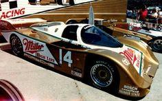 Group C. Miller 962 Historic racing