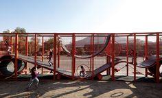 Children's playground designed by Elemental Studio in Santiago, Chile | Wallpaper*