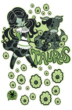 Taurus. The bull would be a cute little tattoo