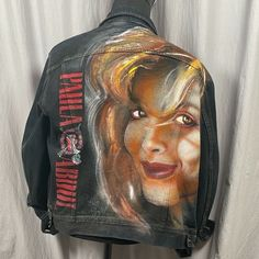 Vintage Lee Paula Abdul Hand Painted Men's XL Denim Jacket 1990 Forever Your Girl | eBay Best Dad Gifts, Gifts For Father, Forever Your Girl, Love Jeans, Beautiful Gifts, Jean Jackets, Vintage Gifts, Mens Xl, Vintage Accessories
