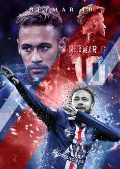 Neymar Pic, Brazil Football Team, Neymar Football, Neymar Jr Wallpapers, Cristiano Ronaldo Wallpapers, Soccer Fans, Soccer Players, Football Prayer, Soccer Girl Problems