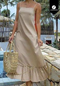 Share on WhatsApp Simple Dresses, Cute Dresses, Ankara Gown Styles, Sweet Dress, Casual Elegance, Holiday Outfits, Dress Codes, I Dress, Casual Outfits