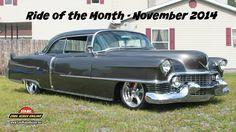1954 Cadillac Series 62.