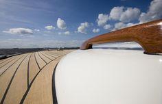 Rapsody R29 Deck view