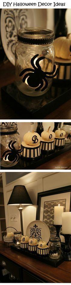 Halloween decoration ideas - plastic bat garland Check out more - decoration ideas for halloween party