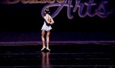 And when she defied gravity with this beautiful flip: | 17 Times Maddie Ziegler's Dance Moves Blew Your Freakin' Mind