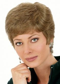Remy Human Hair Straight Short Wig