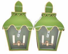 Blanche Cabana Sconce Pair