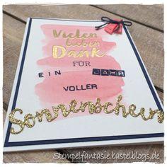 Stampin Up_Dankeskarte_Abschied Kindergarten_Karte Erzieher_Watercolor_Stempelfantasie