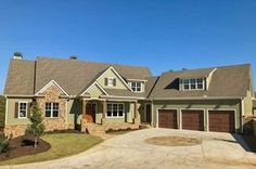Just first floor. Exciting Craftsman with Angled Garage and Optional Finished Lower Level - 24375TW | Architectural Designs - House Plans