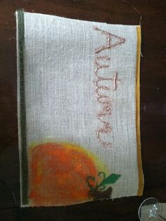 Hand Painted Placemat Painted Placemats Pinterest