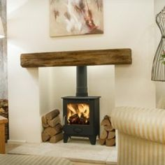 Wonderful Pictures Fireplace Hearth log burner Suggestions – Rebel Without Applause Gas Stove Fireplace, Wood Burner Fireplace, Cosy Fireplace, Fireplace Design, Gas Wood Burner, Wood Stove Hearth, Fireplace Ideas, Cottage Living Rooms, Living Room Interior