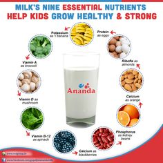 Gopaljee Ananda milk's essential #nutritions that will provide him the best chance to grow and develop properly.  #MilkBenefits #HealthyEating  #HealthyLiving - http://www.rsdgroup.in/gopaljee-ananda/milk.html