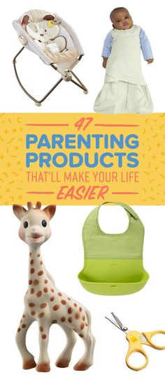 47 Parenting Products That'll Make Your Life Easier http://www.hate-your-life.co.uk/