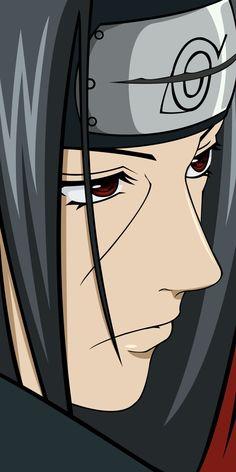 Itachi Uchiha, Itachi Akatsuki, Naruto Shippuden Sasuke, Anime Naruto, Anime Dad, Naruto Girls, Naruto Art, Wallpaper Naruto Shippuden, Naruto Wallpaper