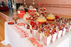Hollywood Theme Party Ideas