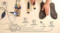 Arduino Air Drums