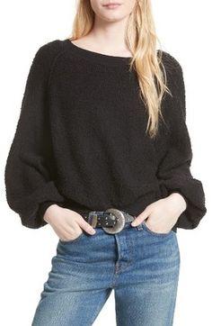 Shop Now - >  https://api.shopstyle.com/action/apiVisitRetailer?id=629411013&pid=uid6996-25233114-59 Women's Free People Found My Friend Sweatshirt  ...