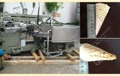 The machine is mainly used to make sugar cones with different shapes and sizes. want to know more, please contact lisa@machinehall.com