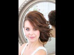 15mins Wedding hair video - sidedo bob with back braid - YouTube