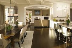 living room dining room ideas - Google Search