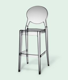 Igloo Bar Stool In Smoked By Impaczone