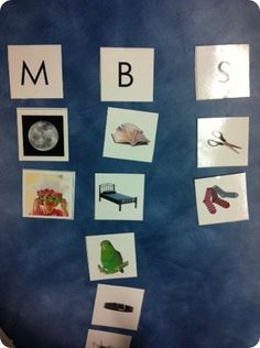 This is a great alphabet sort game that using mostly real to life pictures.