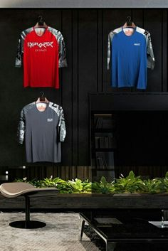 Something special Interior design for clothing store